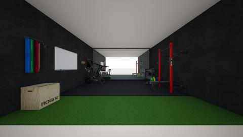 CO Basement Gym - by rogue_58bb0953ab26450ff49ca1c39cdcf
