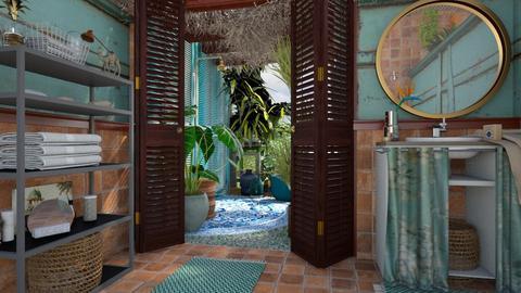 brise - Bathroom  - by marinmarin