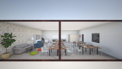 Classroom - Modern - Office  - by sophiavaughan