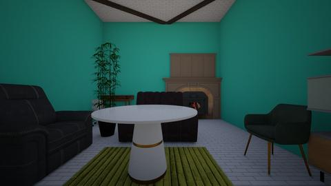 pratice room - by Whatten