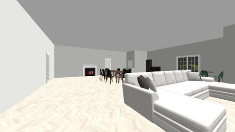 MY HOME - Modern - by ALYGAMERSYT