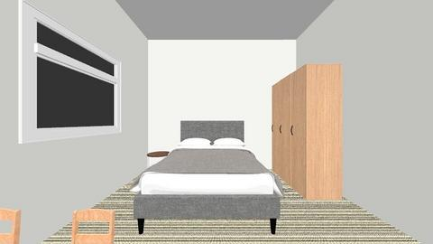 Max Bedroom - Bedroom  - by Sparky201