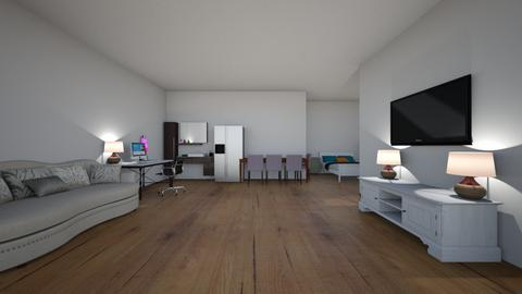 Apartment - Modern - Bedroom  - by nc1010wow