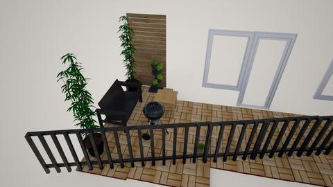 balcony rotterdam - Modern - Garden  - by hramkanvas
