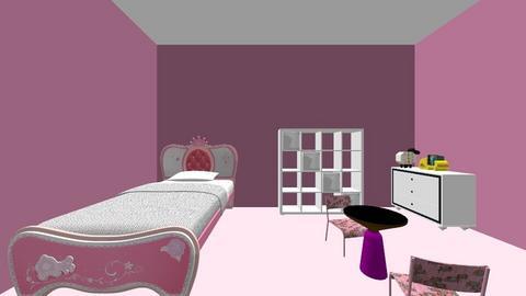 PenelopesRoom - Kids room  - by Harmony Cooper