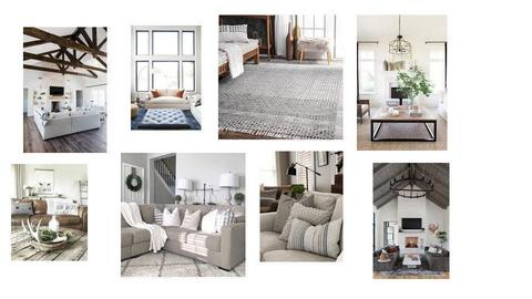 Living Room Mood Board - by Swigartv