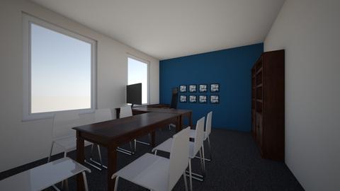 Darek biuro - Office - by agafrutek