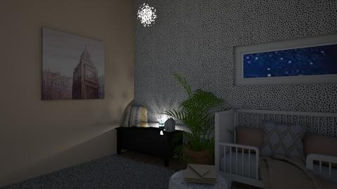 Night nursery - Kids room  - by Doraisthe_nameofmydoggo12345