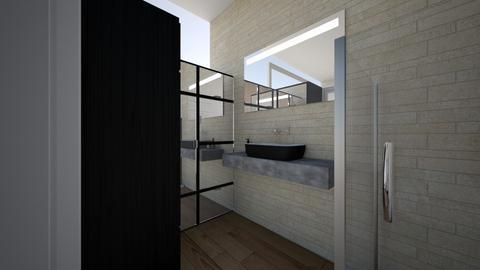 SA - Bathroom  - by andrawan