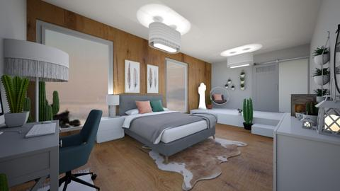 Alexis  - Bedroom  - by light_of_grace