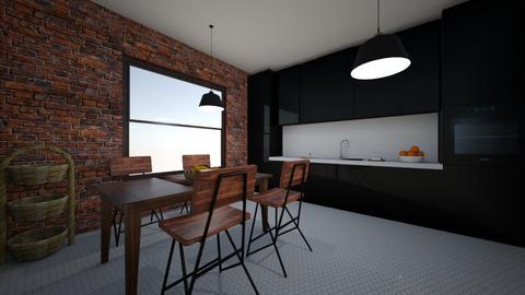 mpsss - Kitchen  - by ValeriaZZZ