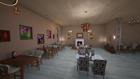 georgia okeeffe - Global - Dining room - by elladesign
