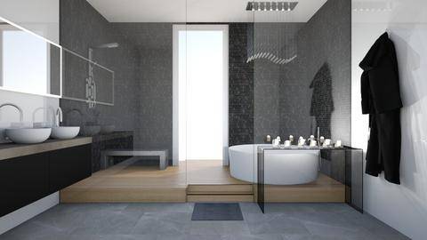 Series 2 MOD - Modern - Bathroom  - by rcrites457