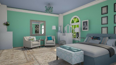 my room - Minimal - Bedroom - by oliricescarraman