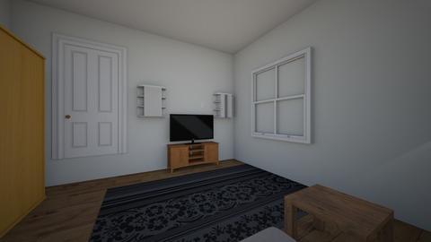galvena istaba - Living room  - by Slavin