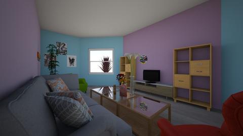 sara - Living room  - by sarapremuzic12