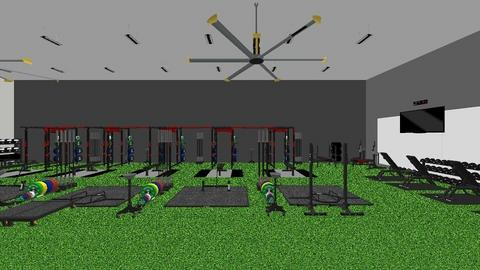 Team Bernhardt Strongman - by rogue_1a244ccd4279e7ec1c31a8d6189f6