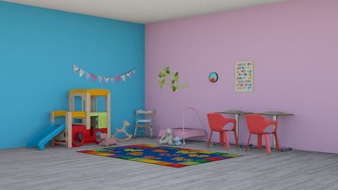 Kiddo Corner - Kids room  - by Kat1121