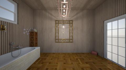 Bathroom cozy - Bathroom  - by RoseRouge888