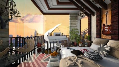 BoysPassion - Modern - Bedroom  - by atiyahanisah