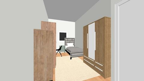 my room - Classic - Bedroom  - by _hny_0888