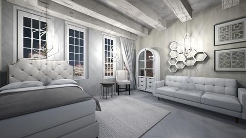 Welcome  - Classic - Bedroom - by heynowgregory