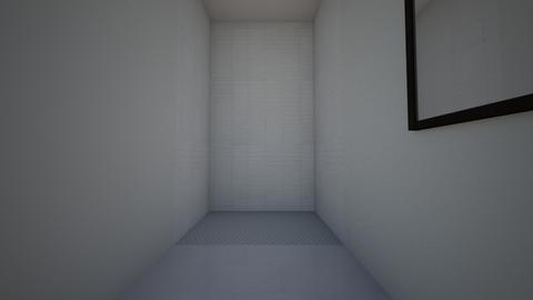 nalide B downstairs bath - Bathroom - by kellinaeseth