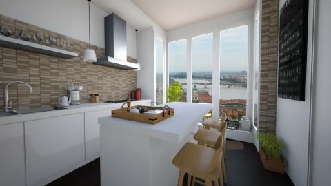 Kitchen - Modern - Kitchen  - by Thrud45