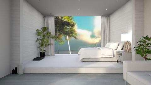 beach life - Bedroom  - by madaline
