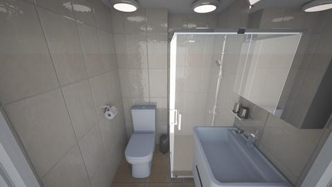 Bath_area crema_beige - Bathroom  - by boobidoo_4