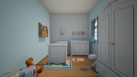 b - Classic - Kids room  - by Brendha Cavalcanti_551