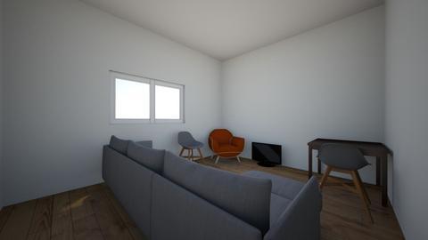Living room - Retro - Living room  - by charnet