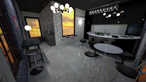 BG Restaurant  - Kitchen - by piyatida