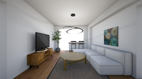 victor470 - Living room  - by victor_clk