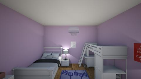 bedroom 1 - Modern - Bedroom - by zariiiia