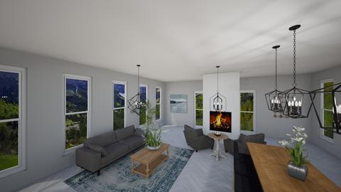 Experimental - Global - Living room - by Mari_Torrez01