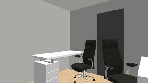 Study - Office  - by shaheed2012