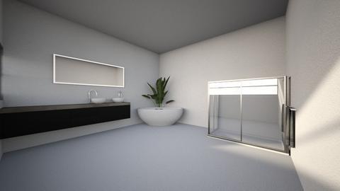 fy - Bathroom  - by gustafbrowall
