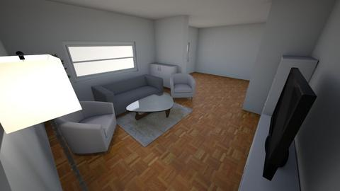 Salon1 - Living room  - by Altano