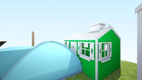simulator 2 _1333 - Modern - Garden - by DEBORAH5