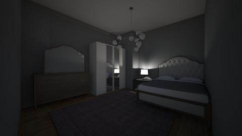 comfortable bedroom - Modern - Bedroom  - by BurgerBG