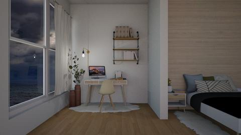 Container home office - Office  - by i123qwerty