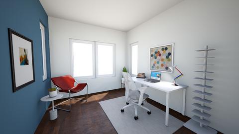 DWR Jean  - Office  - by mikaelawilkins