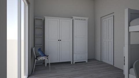 dormitor andrei ghitescu - Modern - Bedroom  - by AndreiGhitescu10