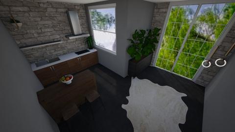 Quick Design - Kitchen - by Kaya0330