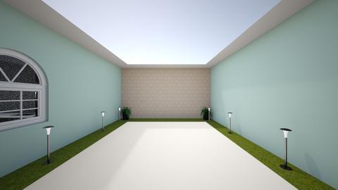 disnetres - Modern - Garden - by paola espinosa alvarez