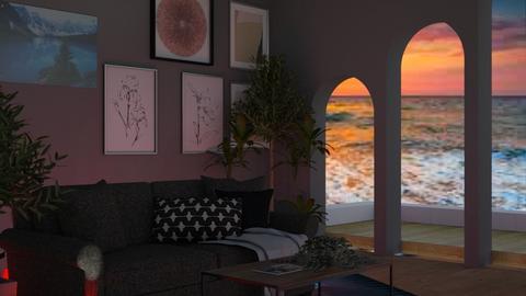 Ocean Side Room - by Na Fam