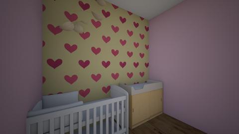 9000 - Kids room - by LeLebear