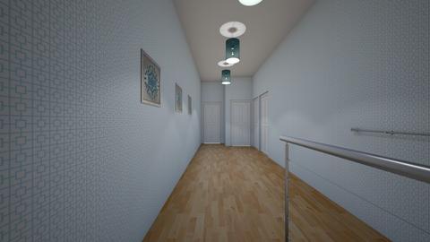 Hallway  - by Naomi10