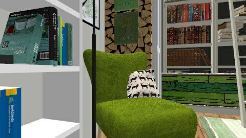 nature - Eclectic - Kids room  - by kikazsu